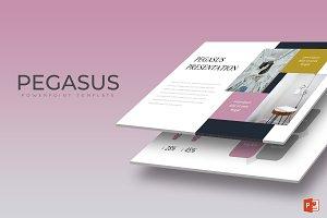 Pegasus - Powerpoint Template