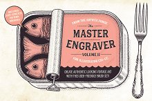 The Master Engraver - Brushes by  in Brushes