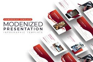 Modernize Presentation Template