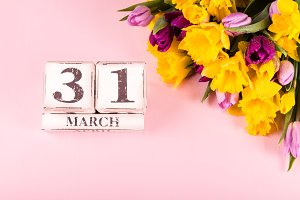 UK Mothers Day Date, 31 March, UK