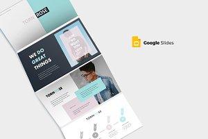 Tornrose -  Google Slides Template