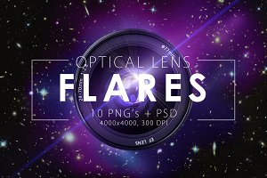 10 Optical Lens Flares