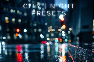 City Photography | Lightroom Presets