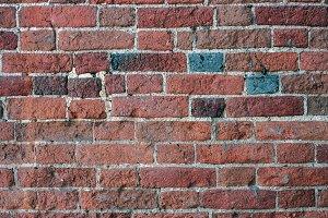 Brickwork close-up