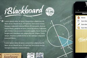 iBlackboard for iPhone