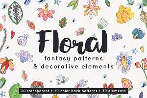 Fantasy patterns & elements