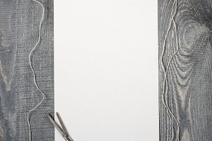 Vintage needlework background