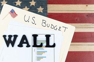 Wall debate in USA