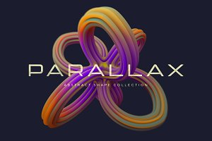 Parallax Abstract Textures