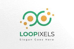 Loopixel-Logo
