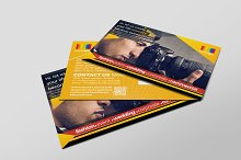 Photography Promotion PostCard