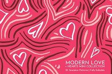 Modern Love | Seamless Patterns