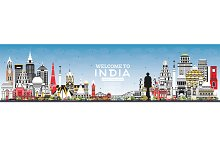 Welcome to India City Skyline