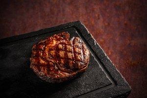 Tenderloin steak roast beef