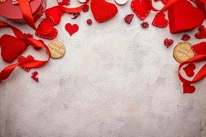 Concept of Valentine's Day