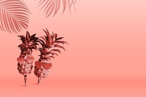 Summer tropical concept design