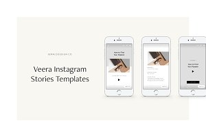 Veera Instagram Stories Pack