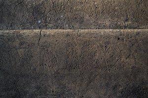 Cracked Concrete Steps