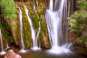 Lovely cascade