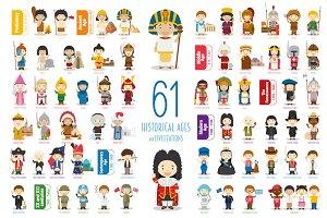 61 Historical Ages & Civilizations