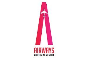 Airways (Logo Template)
