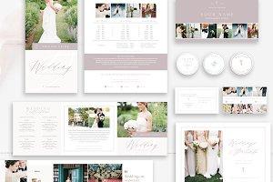 Wedding Photographer Marketing Set