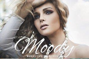 Moody Mobile Lightroom Presets