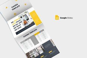 Ciagra -  Google Slides Template