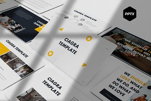 Ciagra - Powerpoint Template