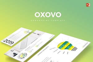 Oxovo - Powerpoint Template