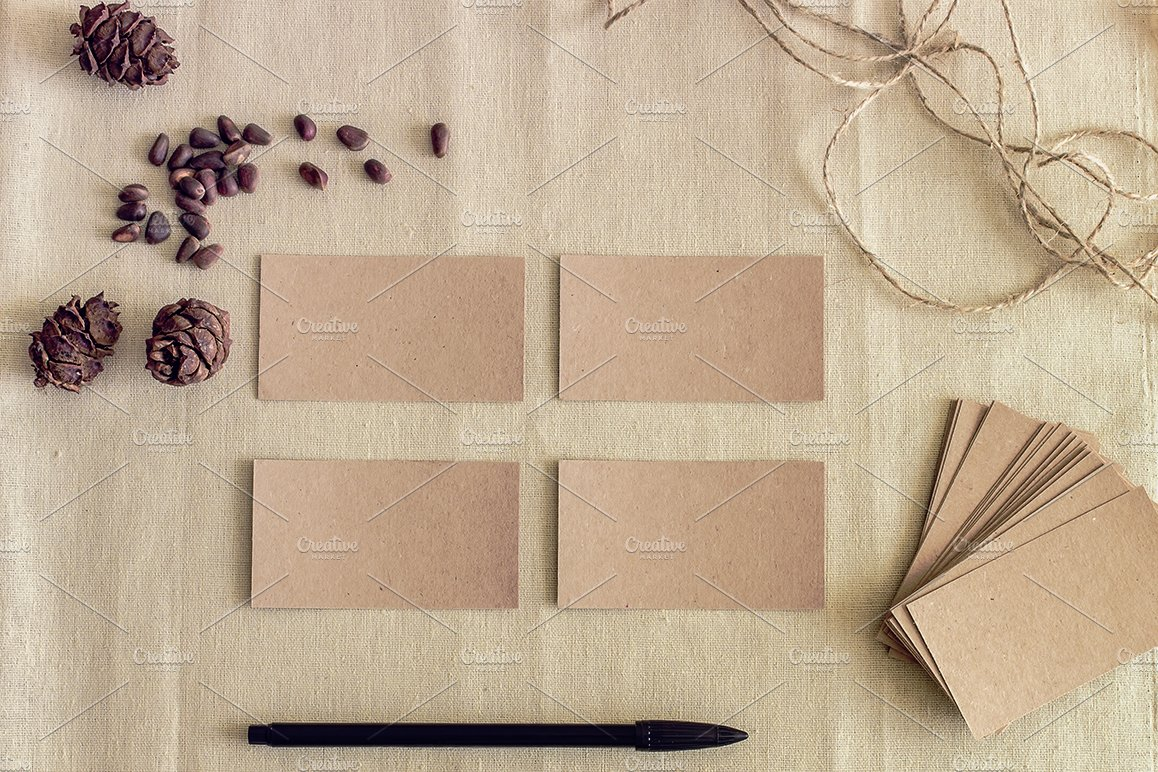 Images of kraft paper business cards lenq perfect blank business card paper frieze business card ideas colourmoves