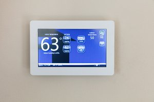 technology to cool and heat home