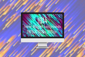 1014 linear blurred backgrounds