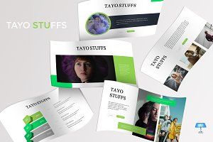 Tayo - Keynote Template