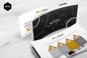 Allenatore - Powerpoint Template