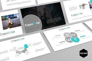 Capolista - Google Slides Template