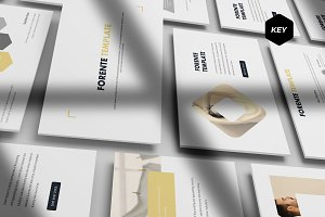 Fornete - Keynote Template