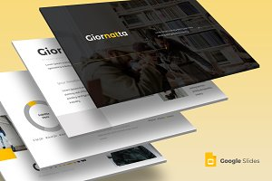 Giornatta - Google Slides Template