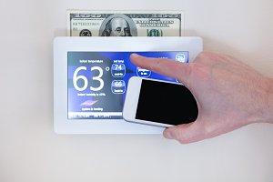 Energy Savings via Tech