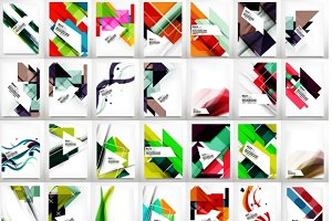 Great collection of abstract designs