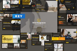 Workspace Keynote Light & Dark