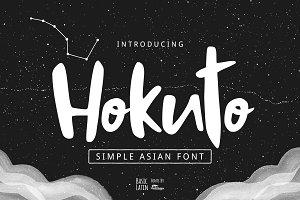 Hokuto Asian Font