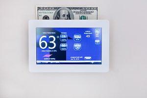 Savings via Tech for home