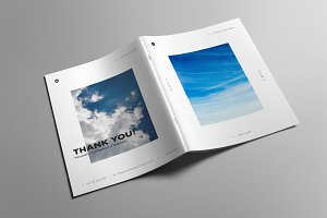 Portfolio Book/Brochure Template