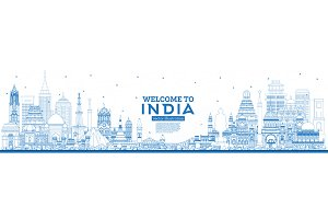 Outline Welcome to India City