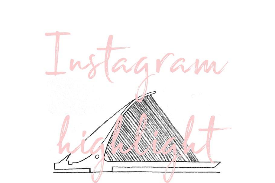 Dublin Ireland Instagram Cover Icon