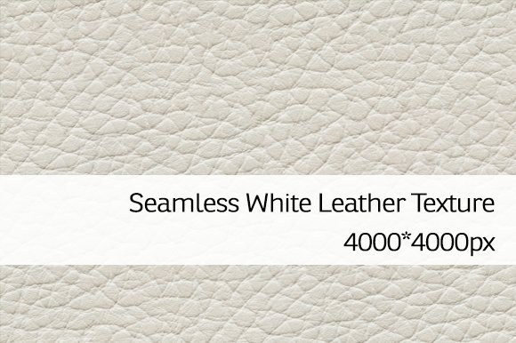 Seamless White Leather Texture Textures Creative Market