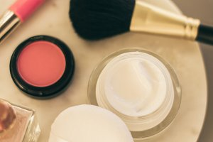 luxury make-up products, cosmetic