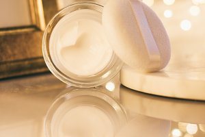 luxury cosmetic products, anti-age