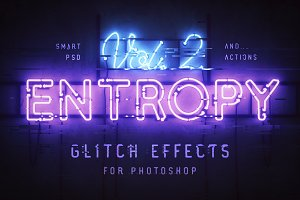 Entropy Volume II PS glitch effects